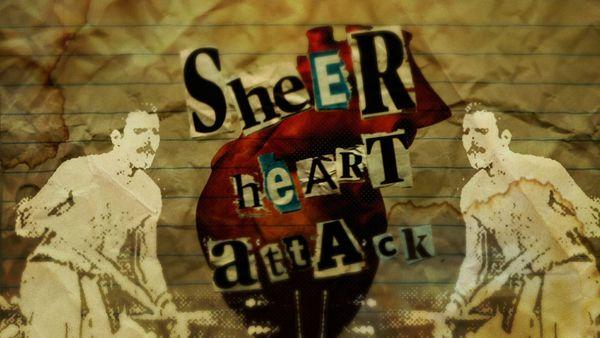 """Queen – """"Sheer HeartAttack"""""""